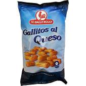 Snack Gallitos al queso