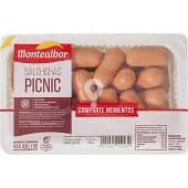 Salchichas picnic