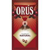 Superior café natural molido