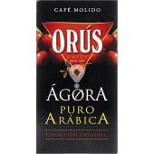 Café natural molido de Colombia 100% puro arábica