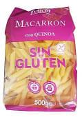 Macarron con quinoa pasta sin gluten