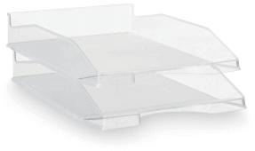Bandeja transparente Cristal