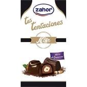 Selección noir surtido de bombones de chocolate negro