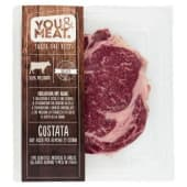 Centro Carni Company Spa, You&Meat Costata dry aged, 350 g