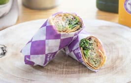 Wrap Falafel Roll