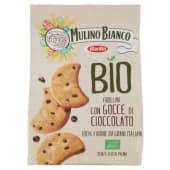 Mulino Bianco, Bio frollini con gocce di cioccolato 260 g