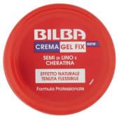 Bilba, crema gel fix semi di lino e cheratina 100 ml