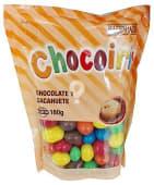 Cacahuete bañado chocolate leche chocoiris colores