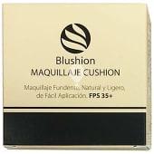 Maquillaje fundente cushion Nº 100 beige claro (contiene espejo y esponja aplicadora)
