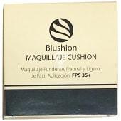 Maquillaje fundente cushion Nº 200 beige medio (contiene espejo y esponja aplicadora)
