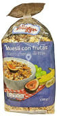 Cereal muesli 50% frutas y frutos secos