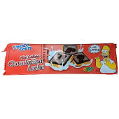 Galleta mini Simpson chocolatina leche