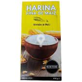 Harina de maíz blanco precocida