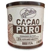 CACAO POLVO PURO SIN AZUCAR