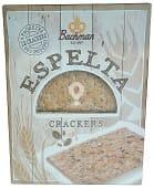 Cracker de espelta (100% espelta integral)