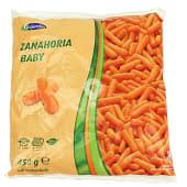 Zanahoria baby congelada