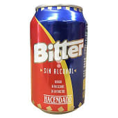 Bitter sin alcohol