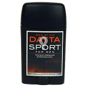 Desodorante stick hombre sport sin sales de aluminio