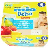 Yogur mío bebé multifrutas a partir de 6 meses