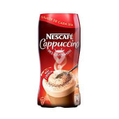 Cafe Cappuccino soluble descafeinado