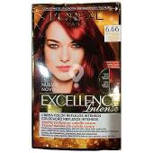 Intense tinte Rojo Escarlata Intenso nº 6.66 caja 1 unidad crema color multi-reflejos intensos