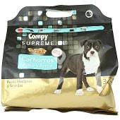 Comida para perro seca con pollo y arroz para cachorro razas medianas y grandes