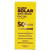 Protector solar facial FP 50 + antiedad (crema)
