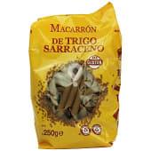Macarron pasta de trigo sarraceno 100 %