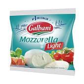 Queso mozzarella Italiana light