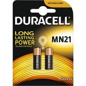 Pila alcalina MN21 seguridad 12 voltios blister