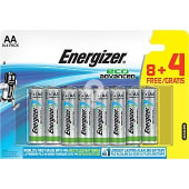 Eco Advanced pila alcalina AA blister 8 unidades + 4 gratis