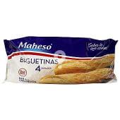 Baguetinas de pan congelado