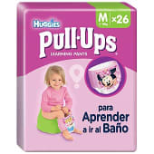 Pull Ups para niñas 11-18 kg Talla 5