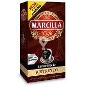 Café extra fuerte intensidad 12