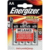 Pila Max +power AA (lr6) blister 4 unidades
