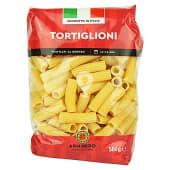 Tortiglioni pasta italiana (macarron grande)