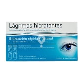 Lagrimas hidratantes para ojos secos