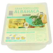 Pasta fresca gran tortelloni albahaca