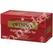 TEA ENGLISH BREAKFAST TWININGS 25 FLT