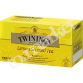 TEA LEMON SCENTED TWININGS 25 FLT