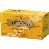 TEA AGRUMANCE TWININGS 25 FILTRI