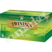 TEA VERDE PURE GREEN TWININGS 25 FLT