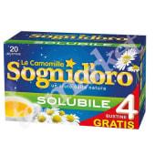 CAMOMILLA SOLUBILE SOGNIDORO 20 BUSTINE
