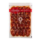 Chorizo bellota iberico lonchas (venta al corte - envasado al vacio)