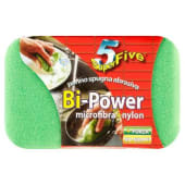 Super5, Bi-power panno spugna abrasiva
