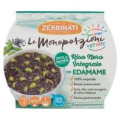 Zerbinati, Le Monoporzioni riso nero integrale con edamame 310 g