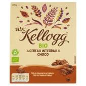 Kellogg's, W.K Kellogg, Bio cereali integrali choco 300 g