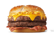 McMenú® Grand McExtreme™ Double Intense Cheddar