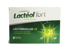 Lacteol fort capsulas para que sirve