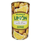 Aceituna rellena limon